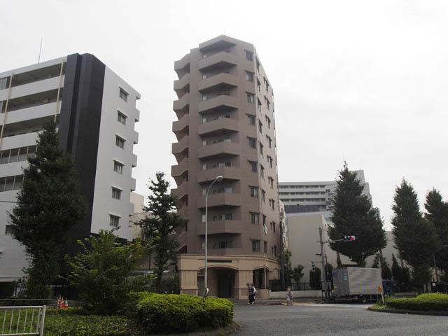 ラグジュアリーアパートメント文京千石01の外観