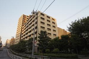 コスモ東京ガーデンパークスの外観