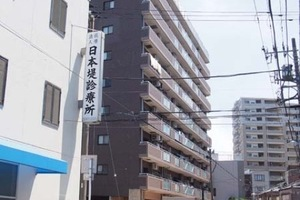 ドラゴンマンション三ノ輪壱番館の外観