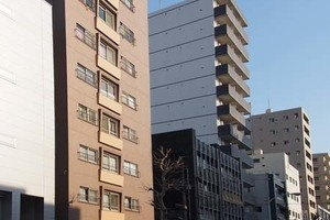 シンエイマンション蔵前の外観