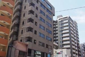 サンティーエ三筋の外観