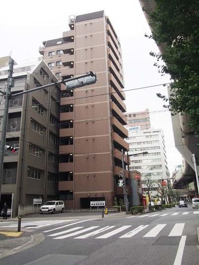 トーシンフェニックス日本橋蛎殻町弐番館の外観