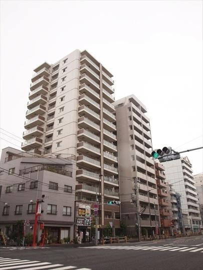 コージーコート錦糸町の外観