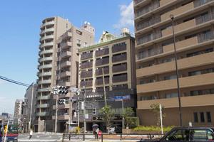 大塚窪町住宅の外観