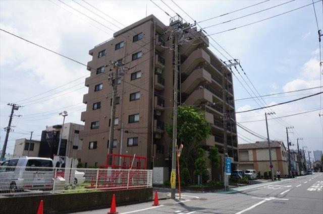 グランイーグル川崎東の外観