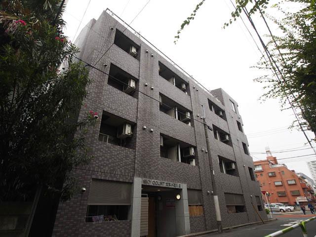 スカイコート文京小石川第2