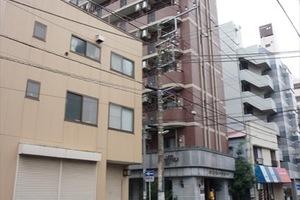 グリフィン横浜サードステージの外観