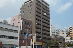 クレストフォルム錦糸町親水公園の外観