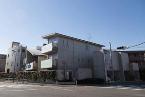 上北沢アパートメントの外観