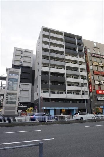 グランドガーラ桜木町駅前の外観