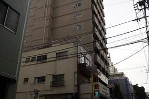 コンシェリア三田の外観