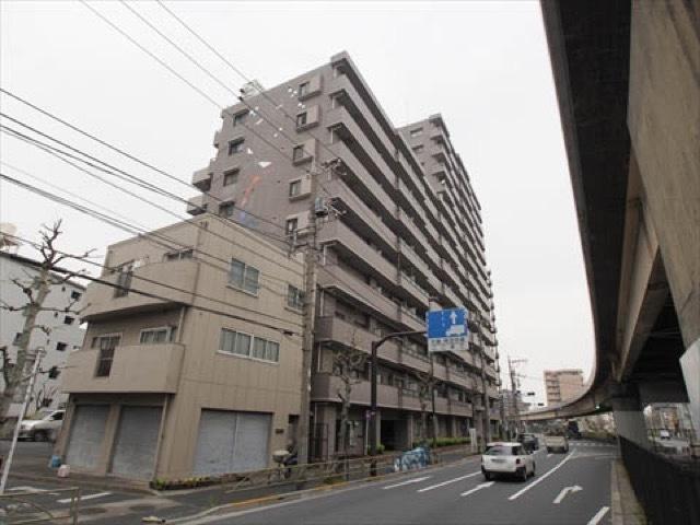 リーベパトリー竹ノ塚の外観
