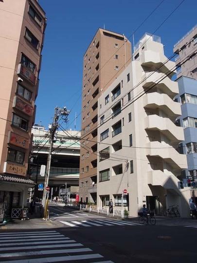 メインステージ日本橋箱崎4の外観