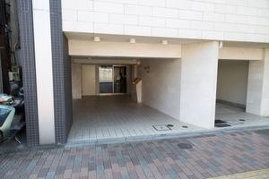 セジョリ高円寺のエントランス