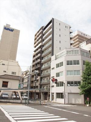 シーネクス千代田岩本町の外観