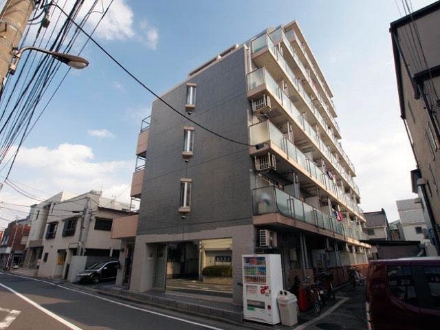アートレジデンス竹ノ塚の外観