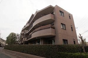 モアステージ竹ノ塚の外観