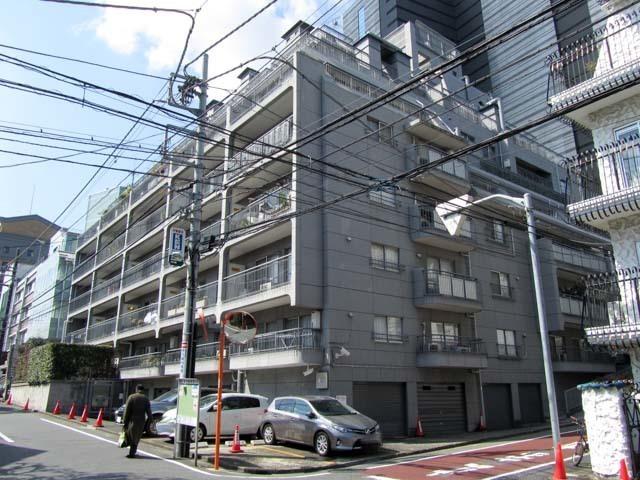 日商岩井南平台マンション