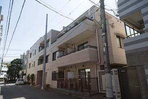 藤和シティコープ桜新町の外観