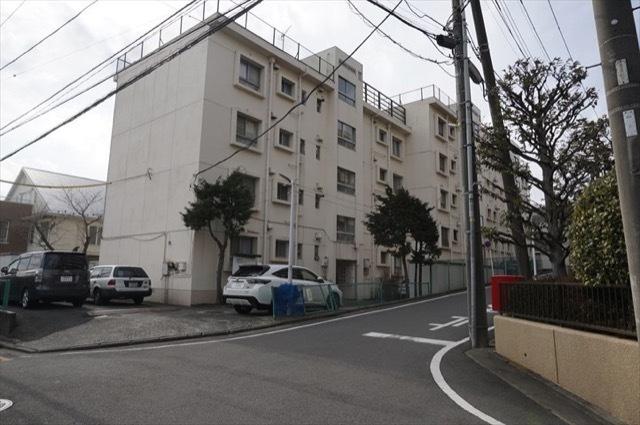 産業住宅協会北軽井沢アパートの外観