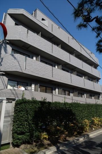 ルーブル荻窪参番館の外観