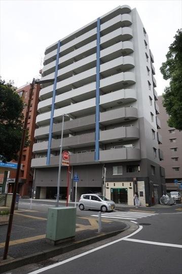 ライフレビュー横浜関内パークフロントの外観