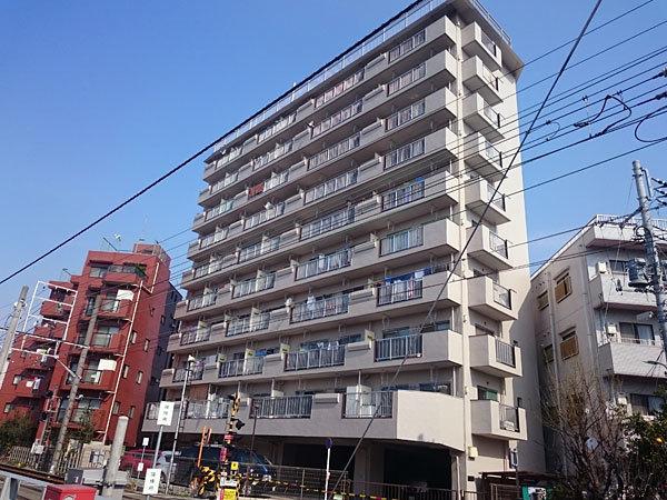 ニックハイム武蔵新田の外観