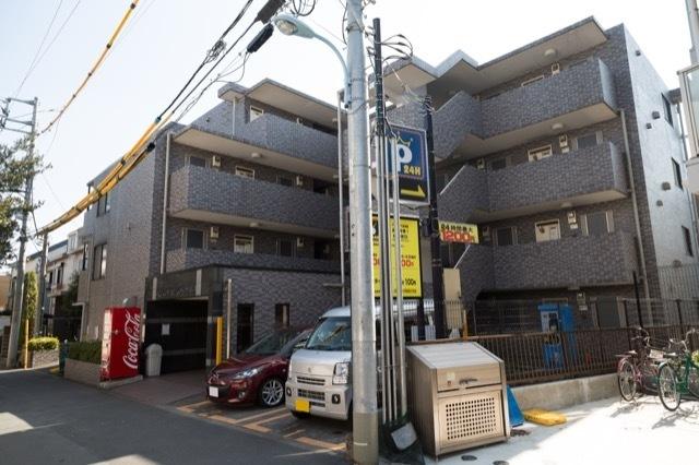 スカイコート高円寺第3の外観