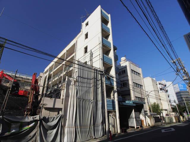 江戸川ハイツ(文京区)の外観