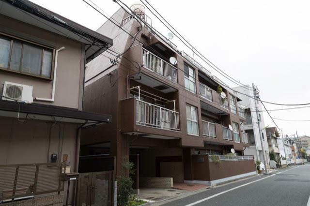 第3桜新町ヒミコマンションの外観