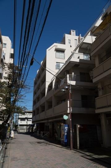 迦葉武蔵野第2マンションの外観