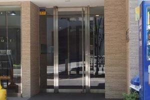 スパシエ上野ステーションプラザのエントランス
