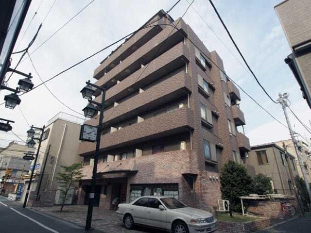 OLIO(オリオ)東長崎の外観