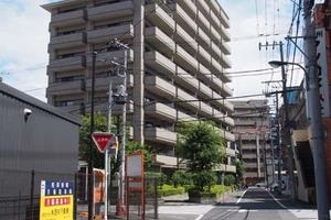 コスモ田端グレイスフォームの外観