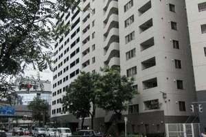パークハウス渋谷山手の外観