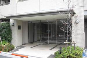 ブリリア新宿若松町idのエントランス