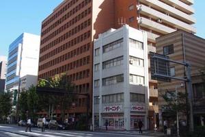 ライオンズマンション日本橋(中央区)の外観