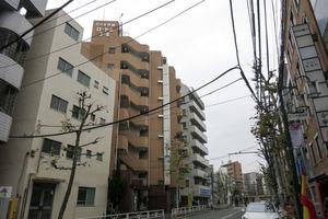 代々木伊藤ローヤルコーポの外観