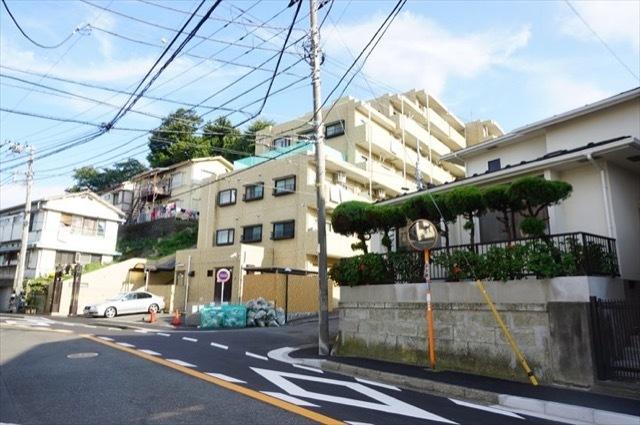 キャッスルマンションヨコハマ高島台の外観