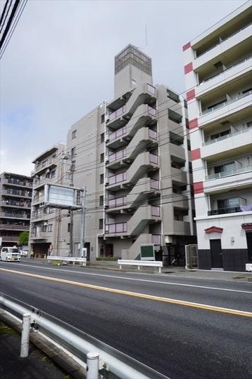 コスモ横浜保土ヶ谷の外観