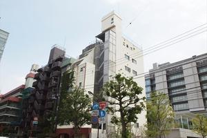 ジャパンハイツニュー東陽の外観