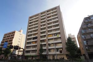 ウィスタリアマンション板橋志村の外観
