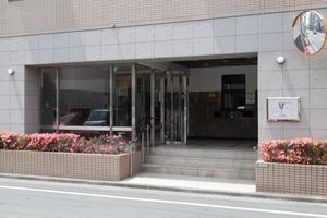 マイキャッスル練馬桜台のエントランス