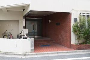 太閤コーポ江古田第5のエントランス