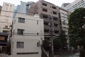 ダイアパレス赤坂(港区)の外観