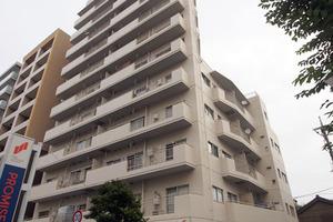 志村SYマンションの外観