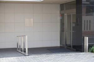 パークハウス世田谷松原のエントランス