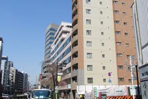 ジェイパーク渋谷イーストスクエアの外観