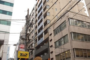 ガラステージ神田小川町の外観