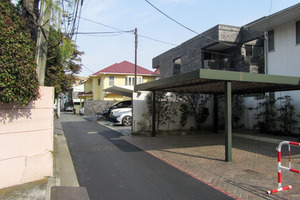 渋谷伊達町ハウスの外観